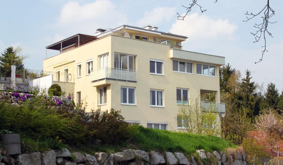 Wohnhaus Emil-Futter-Strasse Architekturbüro Klinglmüller