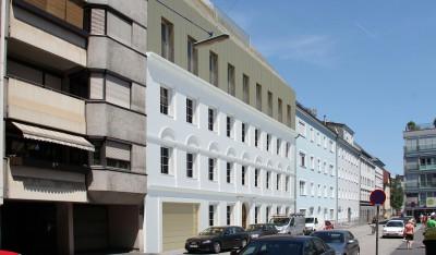 Ausbau in der Stifterstrasse 16 Linz