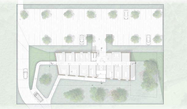 Erdgeschoss - LK Hagenberg