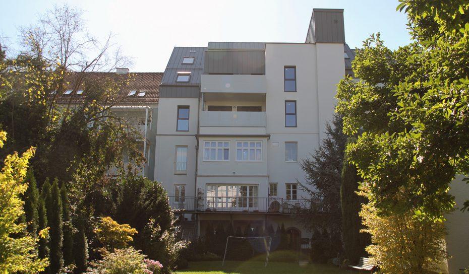 Foto Garten Stifterstrasse